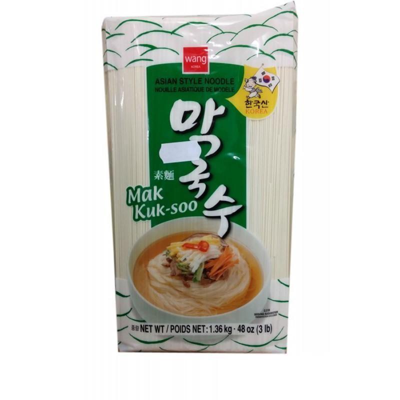 WANG Mak Kuk Soo Asian Style Noodle 3 LB