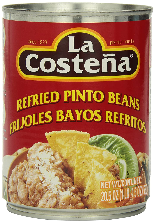 LA COSTENA Refried Pinto Beans 20.5 OZ