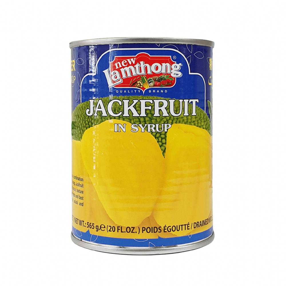 LAMTHONG Jackfruit In Syrup 20 Fl.Oz