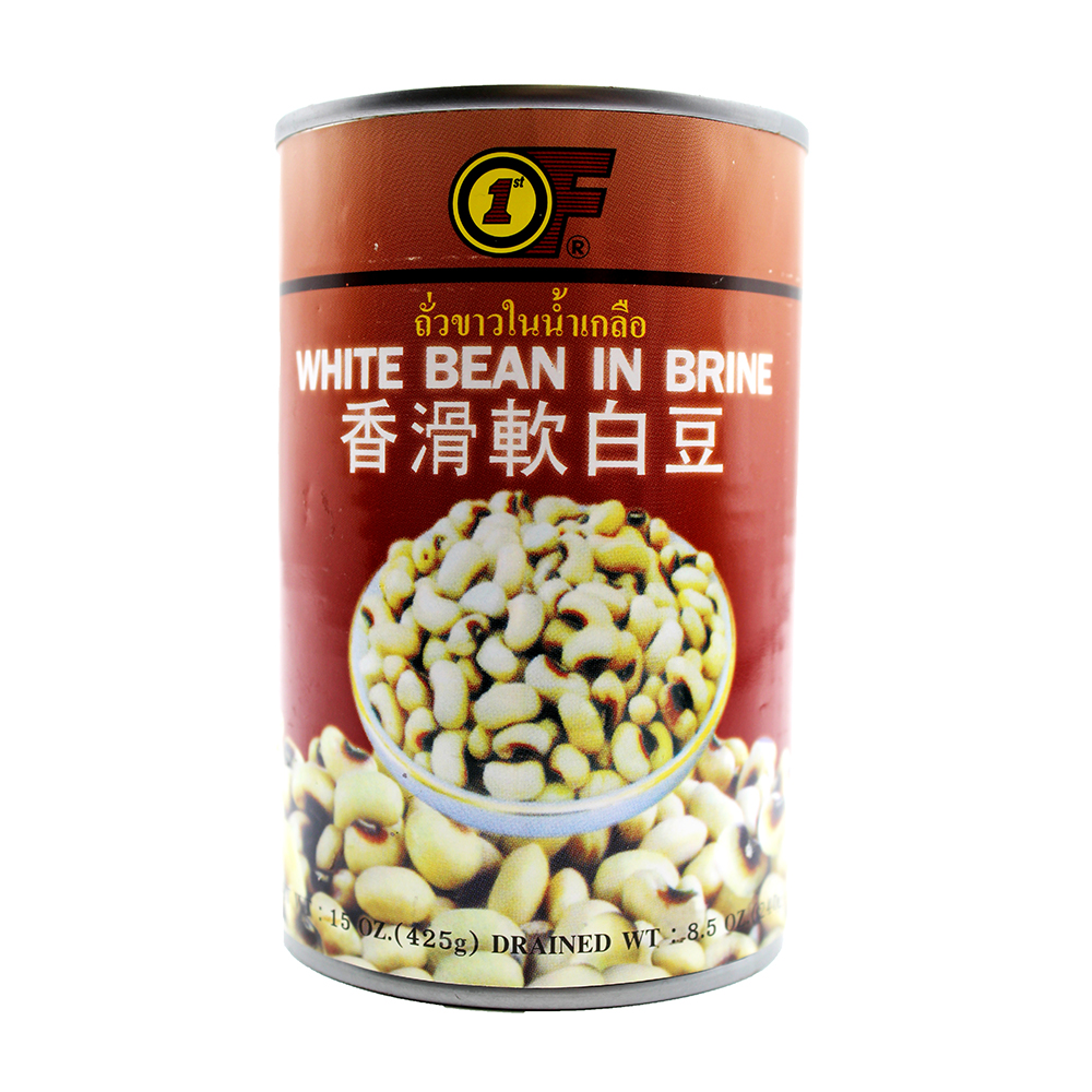 1ST OF White Bean In Brine 15 OZ