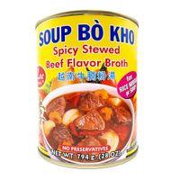 LEE Spicy Stewed Beef Flavor Broth / Soup Bo Kho 28 OZ