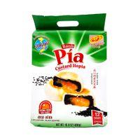 TAN HUE VIEN Pia Cake Custard Hopia / Banh Pia Kim Sa  Me Den 16.8 Oz