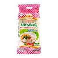 AH GOLDEN KOI'S Rice Macaroni Stick / Banh Canh Ong 16 Oz