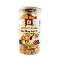 HAPPY ELEPHANT Fried Rice Cake Cuttlefish / Com Chay Muc Xe 7 Oz