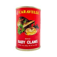 CARAVELLE Baby Clam Meat 10 OZ