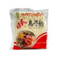 MATSUDA Instant Japanese Fresh Noodle (Udon) 7 Oz [COLD]