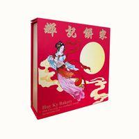 [LIMTED] HUY KY #29 Durian & Egg Mooncake / Banh Trung Thu Sau Rieng Hot Vit
